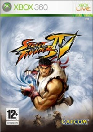 STREET FIGHTER IV XBOX360