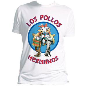 BREAKING BAD - LOS POLLOS HERMANOS (T-SHIRT UOMO L)