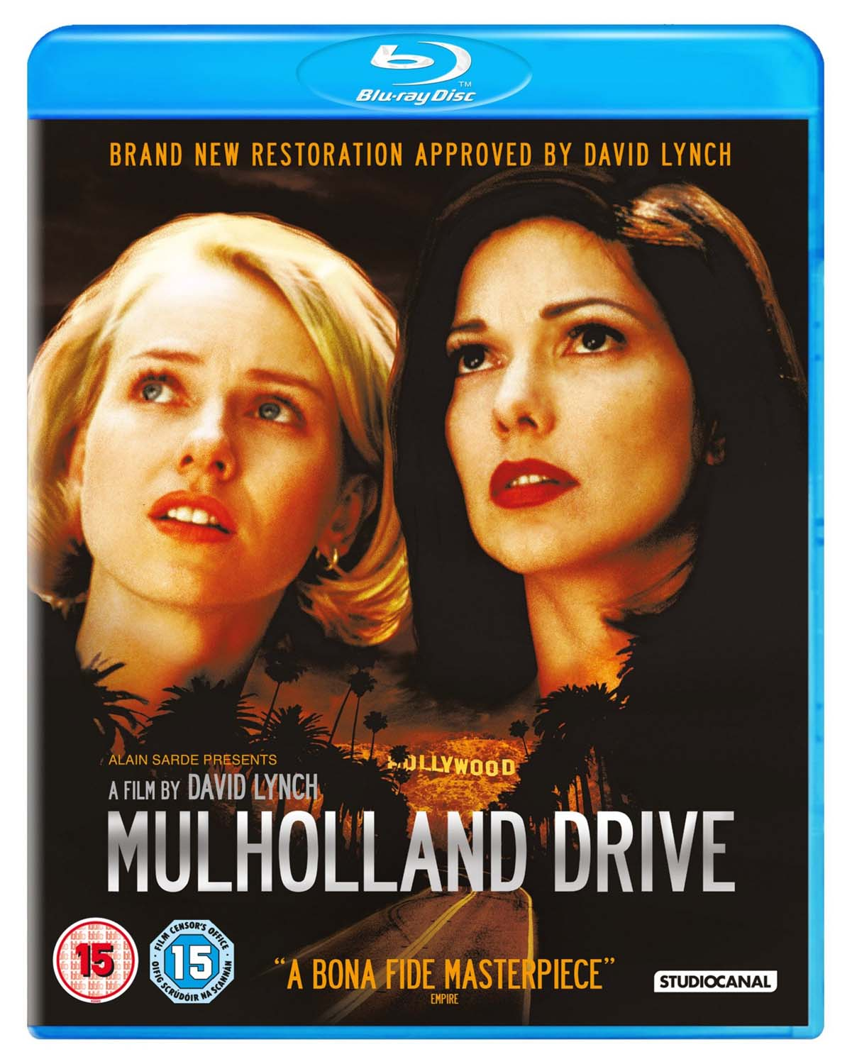 MULHOLLAND DRIVE (DIGITALLY RESTORED) [EDIZIONE: REGNO UNITO]