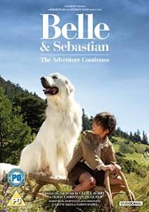 BELLE ET SE'BASTIEN, L'AVENTURE CONTINUE - IMPORT (DVD)