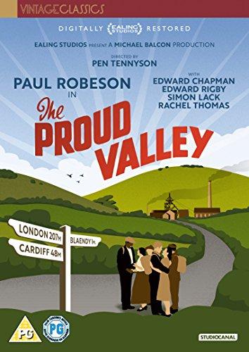 THE PROUD VALLEY [EDIZIONE: REGNO UNITO] (DVD)