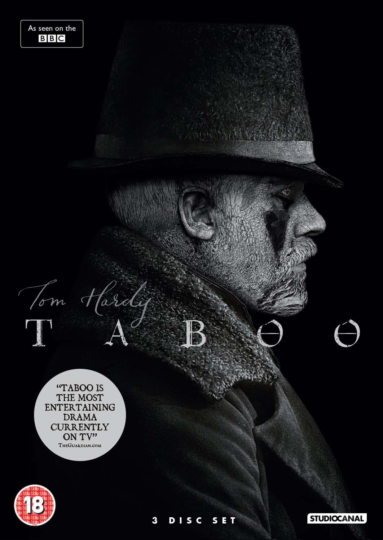 COF.TABOO (3 DVD) [EDIZIONE: REGNO UNITO] (DVD)