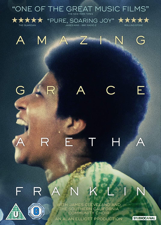 ARETHA FRANKLIN AMAZING GRACE [EDIZIONE: REGNO UNITO] (DVD)