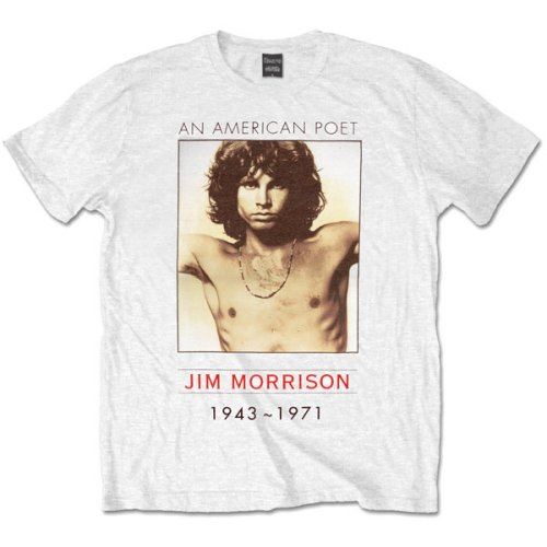 THE DOORS: AMERICAN POET (T-SHIRT UNISEX TG. L)
