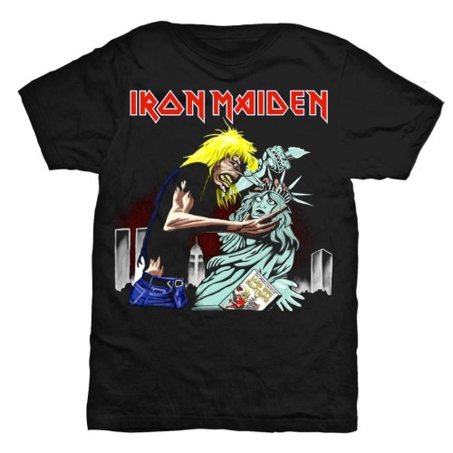 IRON MAIDEN - NEW YORK (T-SHIRT UNISEX TG. XL)