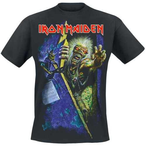 IRON MAIDEN - NO PRAYER (T-SHIRT UNISEX TG. XL)