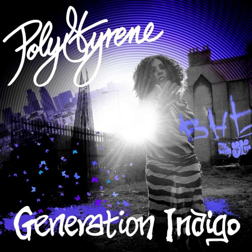 GENERATION INDIGO -POLY STYRENE (CD)