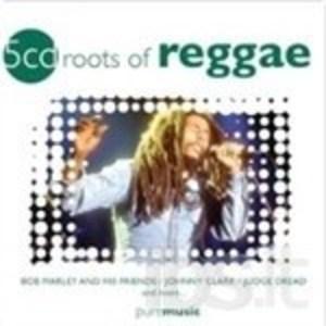 BOB MARLEY - ROOTS OF REGGAE -5CD (CD)