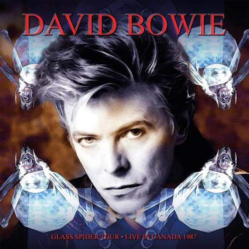 DAVID BOWIE - GLASS SPIDER TOUR - LIVE IN CANADA 1987 (3 LP) (LP