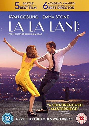 LA LA LAND [EDIZIONE: REGNO UNITO] (DVD)