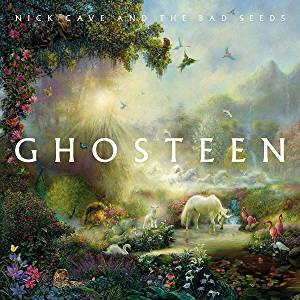 NICK CAVE - GHOSTEEN (CD)