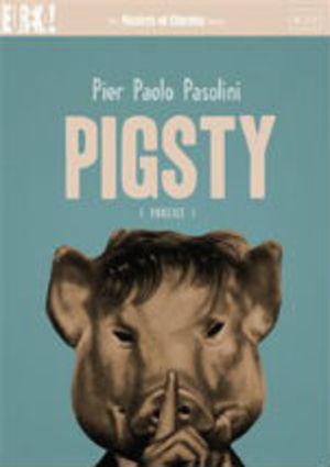PORCILE / PIGSTY (IMPORT) (DVD)