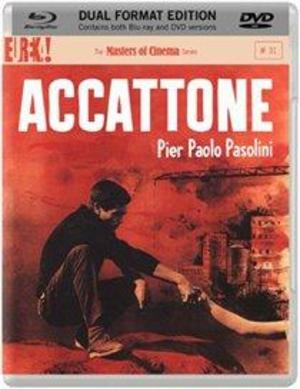 ACCATTONE (BLU-RAY)