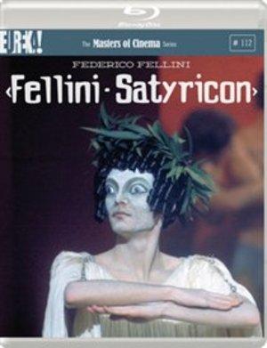 FELLINI - SATYRICON (BLU-RAY) (IMPORT)