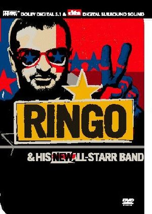 RINGO & HIS NEW ALL STAR BAND DTS (DVD)