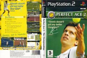 PS2 PERFECT ACE 2 : THE CHAMPIONSHIPS