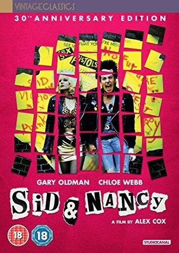 SID AND NANCY [EDIZIONE: REGNO UNITO] (DVD)