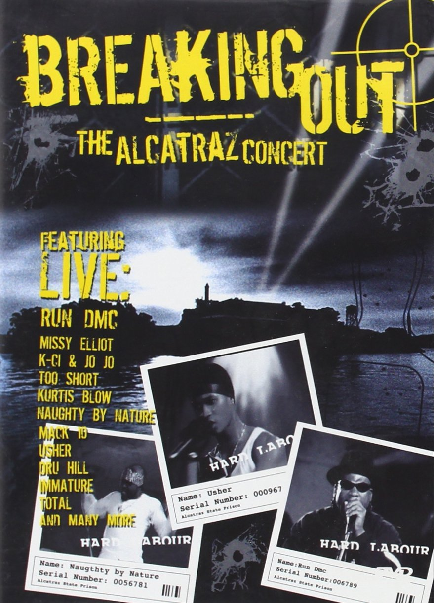 BREAKING OUT - THE ALCATRAZ CONCERT (DVD)