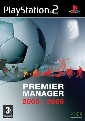 PREMIER MANAGER 2006/2007 , PS2