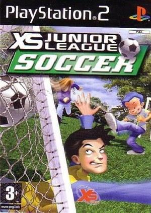 XS JUNIOR LEAGUE SOCCER PS2