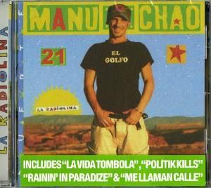 MANU CHAO - RADIOLINA (CD)
