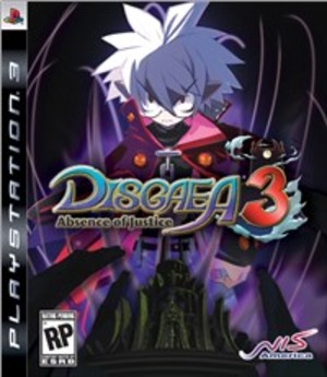 DISGAEA 3 : ABSENCE OF JUSTICE PS3