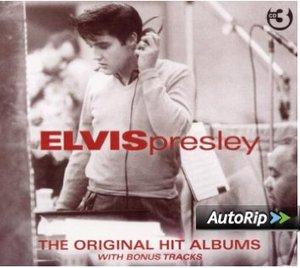 ELVIS PRESLEY - THE ORIGINAL HIT ALBUMS -3CD (CD)