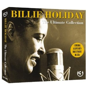 BILLIE HOLIDAY - ULTIMATE COLLECTION, THE: 8 ORIGINAL ALBUMS -3C