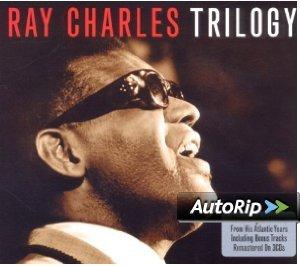 RAY CHARLES - TRILOGY -3CD (CD)