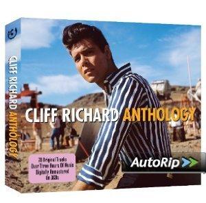 CLIFF RICHARD - ANTHOLOGY -3CD (CD)