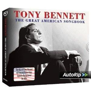TONY BENNETT - THE GREAT AMERICAN SONGBOOK -3CD (CD)