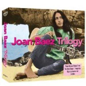 JOAN BAEZ - TRILOGY -3CD (CD)