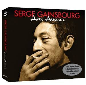 SERGE GAINSBOURG - AVEC AMOUR -3CD (CD)