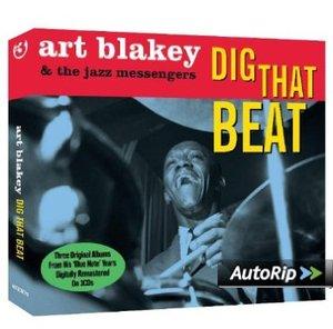 ART BLAKEY - DIG THAT BEAT -3CD (CD)