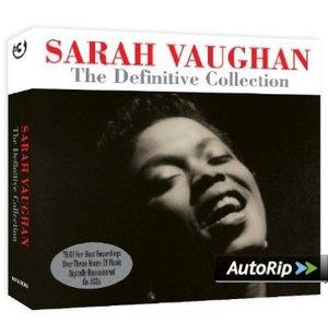 SARAH VAUGHAN - THE DEFINITIVE COLLECTION -3CD (CD)