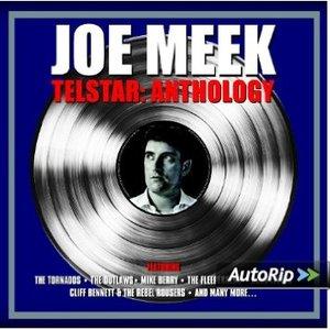 JOE MEEK - TELSTAR ANTHOLOGY -3CD (CD)