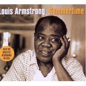 LOUIS ARMSTRONG - SUMMERTIME -2CD (CD)