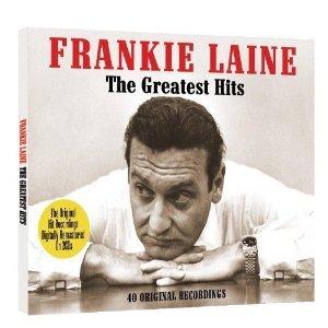 FRANKIE LAINE - GREATEST HITS -2CD (CD)