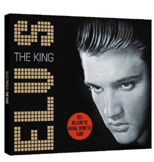 ELVIS PRESLEY - THE KING-2CD (CD)