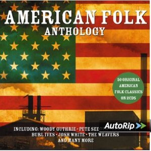 AMERICAN FOLK ANTHOLOGY -2CD (CD)