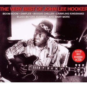 JOHN LEE HOOKER - VERY BEST OF JOHN LEE HOOKER -2CD (CD)