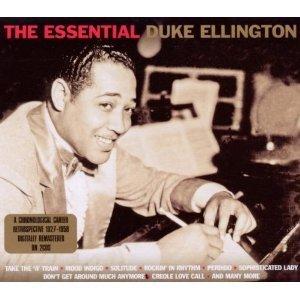 DUKE ELLINGTON - THE ESSENTIAL -2CD (CD)