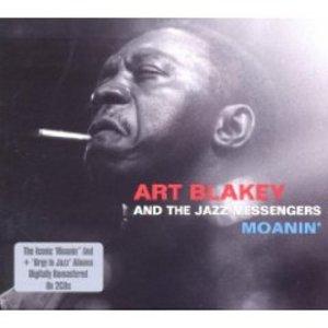 ART BLAKEY - MOANIN' -2CD (CD)