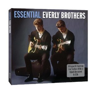 EVERLY BROTHERS - ESSENTIAL -2CD (CD)