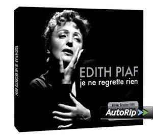 EDITH PIAF - JE NE REGRETTE RIEN -2CD (CD)