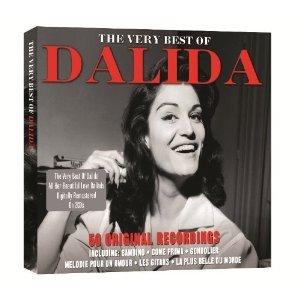DALIDA - THE VERY BEST OF DALIDA. 50 ORIGINAL RECORDINGS -2CD (C