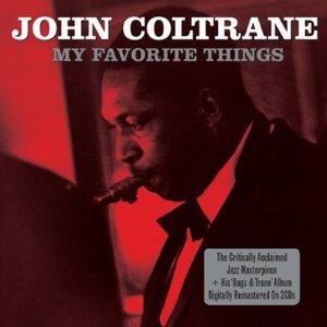 JOHN COLTRANE - MY FAVORITE THINGS -2CD (CD)