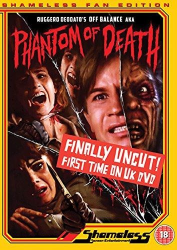 PHANTOM OF DEATH OFF BALANCE [EDIZIONE: REGNO UNITO] (DVD)