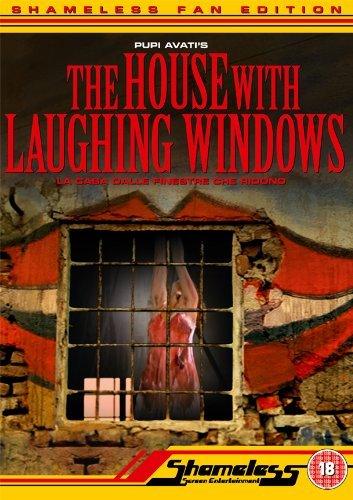 THE HOUSE WITH LAUGHING WINDOWS [EDIZIONE: REGNO UNITO] [ITA] (D