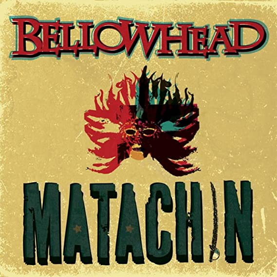 BELLOWHEAD - MATACHIN (CD)